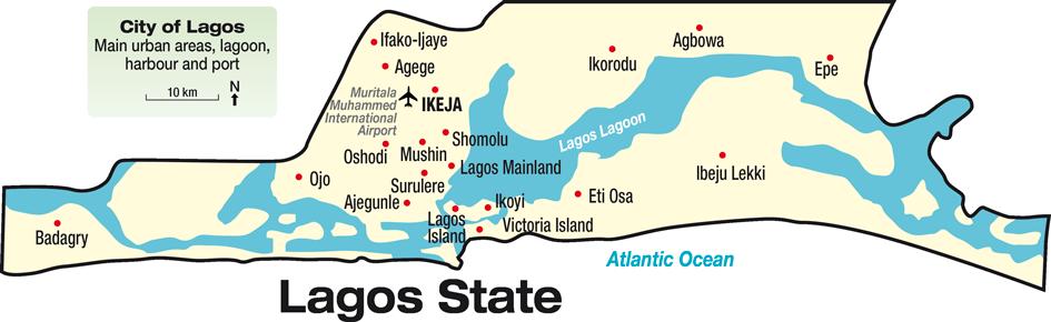 lagos-state-map