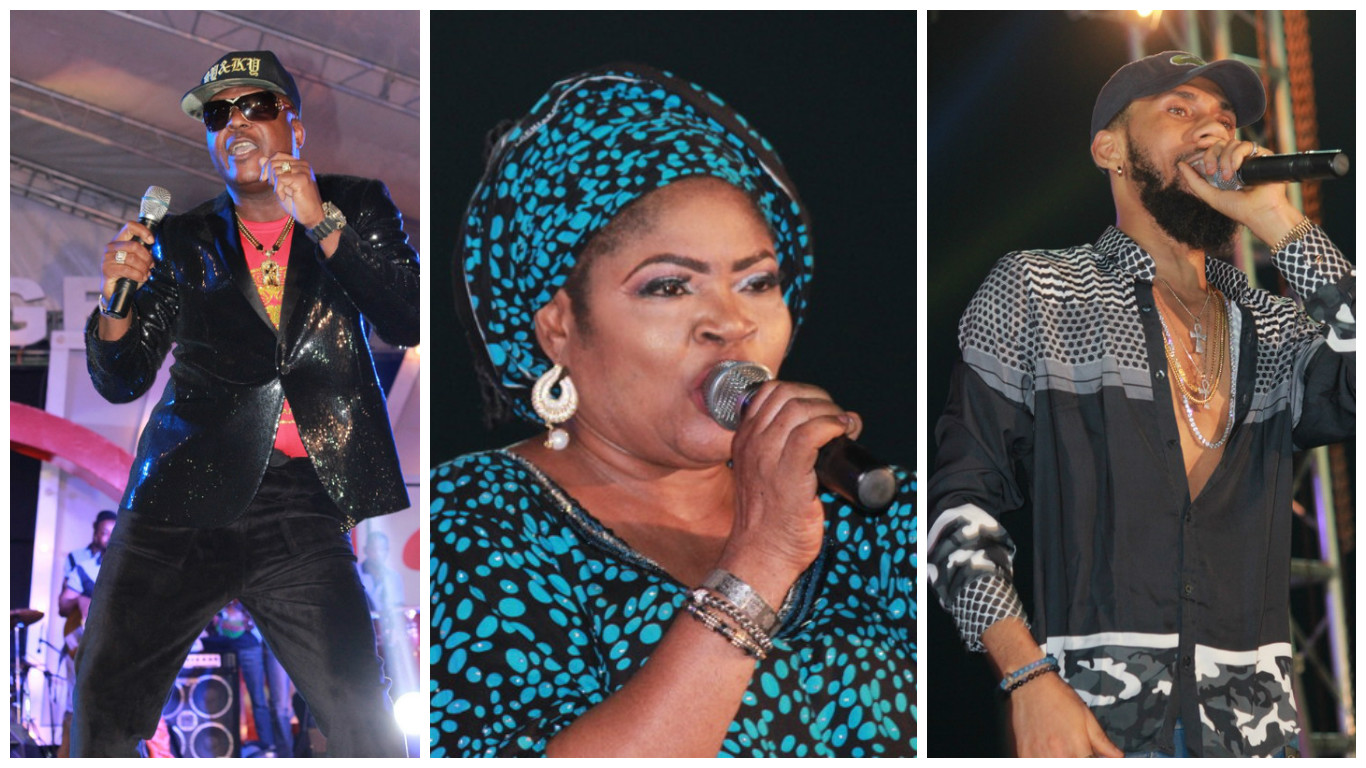 Watch All The Amazing Performances At Day 1 Of One Lagos Fiesta