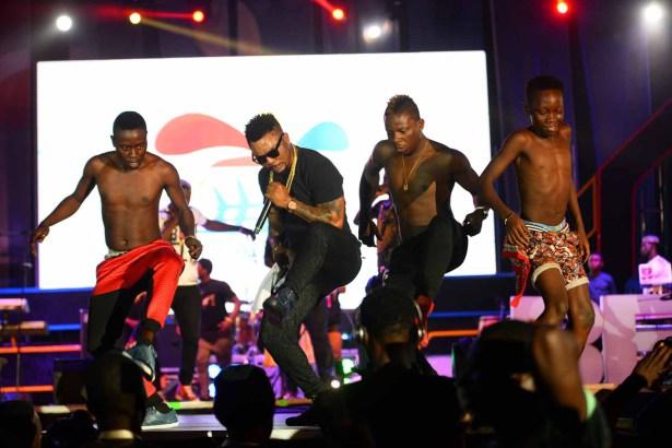 oritsefemi-performing at One Lagos Fiesta