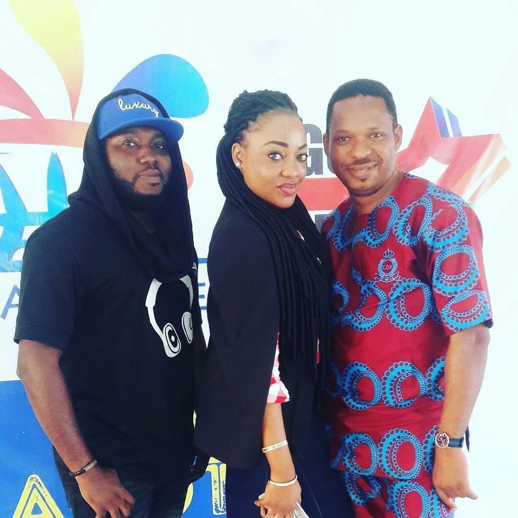 Lagos Got Talent judges - Alariwo, Dj charlieshee, tayo sobola